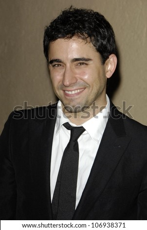 John Lloyd Young  at the Fourth Annual 'A Fine Romance' Gala to benefit the Motion Picture and Television Fund. Sony Pictures, Culver City, CA. 11-08-08