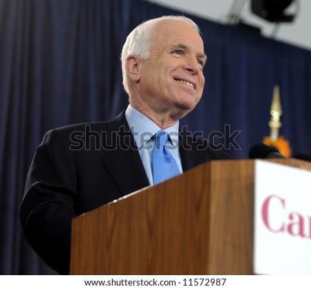 John McCain - stock photo