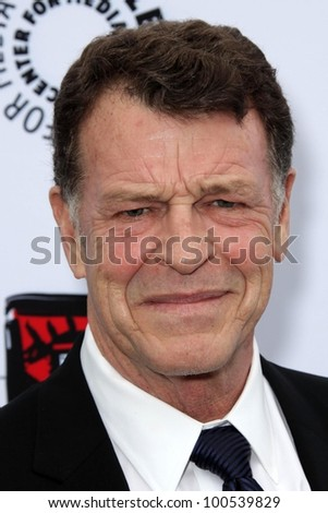 "John Noble at the opening of ""Television: Out Of The Box,"" Paley Center for Media, Beverly Hills, CA 04-12-12"