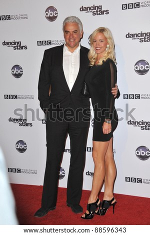 John O'Hurley at the 200th episode party for Dancing With The Stars at Boulevard 3 in Hollywood. November 1, 2010  Los Angeles, CA Picture: Paul Smith / Featureflash - stock photo
