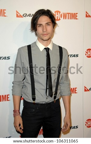 John Patrick Amedori  at the Premiere Screening of 'United States of Tara'. Directors Guild of America, Los Angeles, CA. 01-12-09 - stock photo