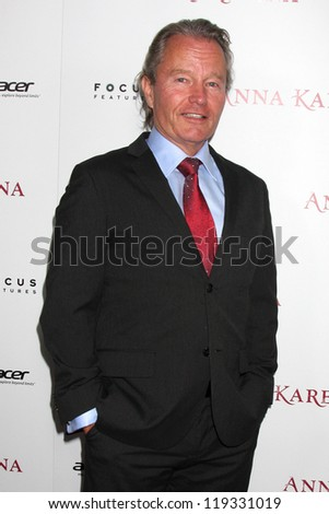 "John Savage at the ""Anna Karenina"" Los Angeles Premiere, ArcLight, Hollywood, CA 11-14-12 - stock photo"