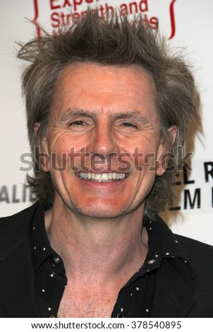 "John Taylor arrives at the ""7th Annual Experience, Strength and Hope Awards Show"" at the Skirball Cultural Center in Los Angeles, CA on Feb. 16, 2016"