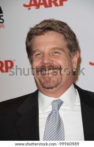 John Wells at AARP Magazine's Movies For Grownups, Beverly Wilshire Hotel, Bevely Hills, CA. 02-07-11