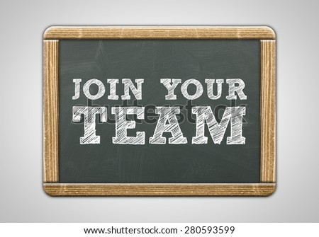 Join your team