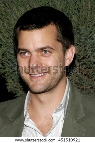 Joshua Jackson at the Global Green USA Pre-Oscar Celebration to Benefit Global Warming held at the Avalon in Hollywood, USA on February 21, 2007. - stock photo