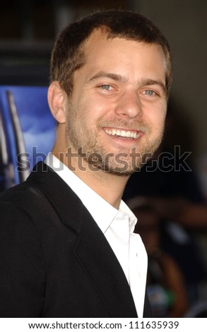 "Joshua Jackson at the Los Angeles Premiere of ""Transformers"". Mann's Village Theater, Los Angeles, CA. 06-27-07"