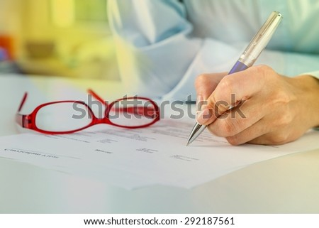 Journalism, journal, notebook. - stock photo