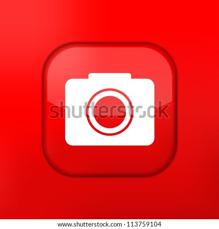 Jpeg version.   red camera icon.