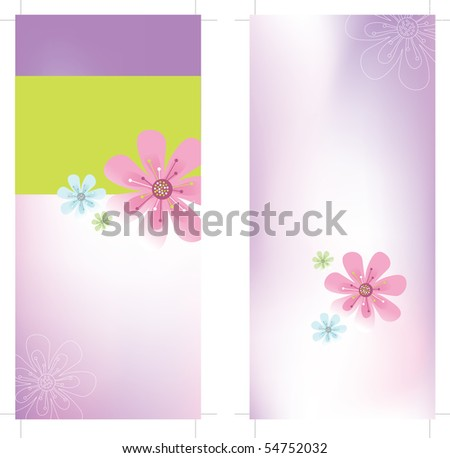 Rack Card Design Stock Images RoyaltyFree Images  Vectors