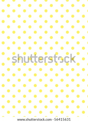 jpg,  White background with yellow polka dots.
