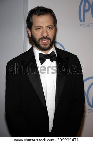 Judd Apatow at the 22nd Annual Producers Guild Awards held at the Beverly Hilton hotel in Beverly Hills, USA on January 22, 2011. - stock photo