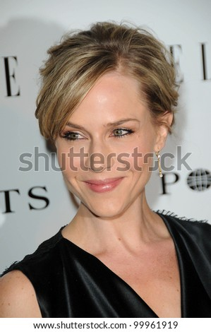 Julie Benz at the ELLE Women in Television party, SoHo House, West Holly, CA. 01-25-11