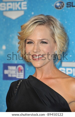Julie Benz at the 2009 Spike TV Scream Awards, at the Greek Theatre, Los Angeles. October 17, 2009  Los Angeles, CA Picture: Paul Smith / Featureflash