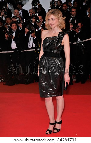 "Julie Gayet at the gala premiere of ""Changeling"" at the 61st Annual International Film Festival de Cannes. May 20, 2008  Cannes, France. Picture: Paul Smith / Featureflash"