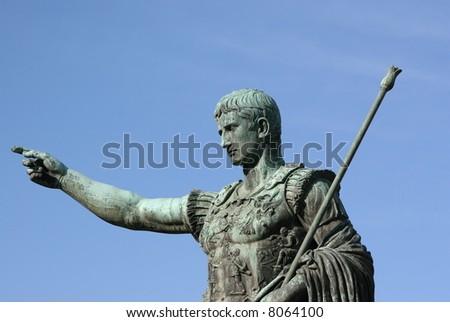 Julius Caesar - stock photo