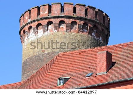 Julius Tower - stock photo
