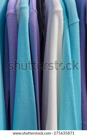 Jumpers - stock photo