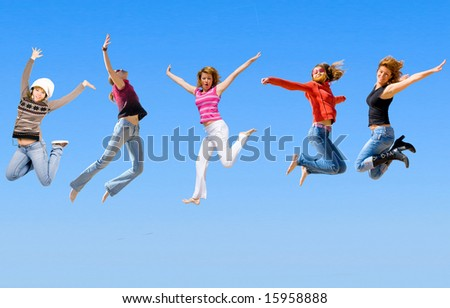 jumping five