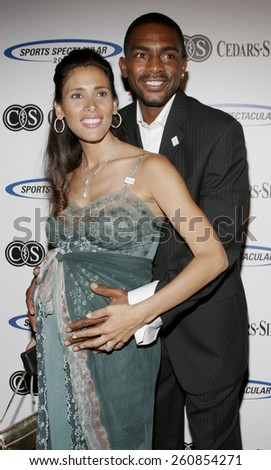 June 11, 2006. Bill Bellamy attends the 21st Annual Sports Spectacular held at the Hyatt Regency Century Plaza Hotel in Century City, California United States.
