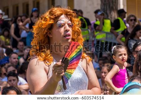 Transvestite in the carmel area