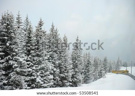 Jungfrau - stock photo