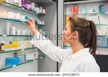 Pharmacy Shelves Stock Photos, Royalty-Free Images ...