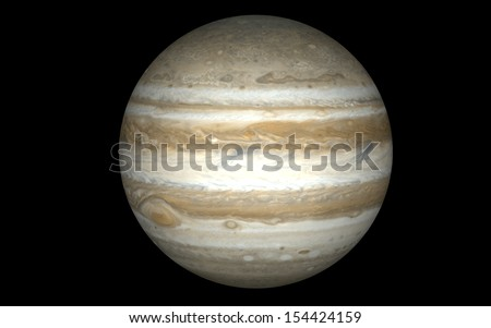 jupiter  - stock photo