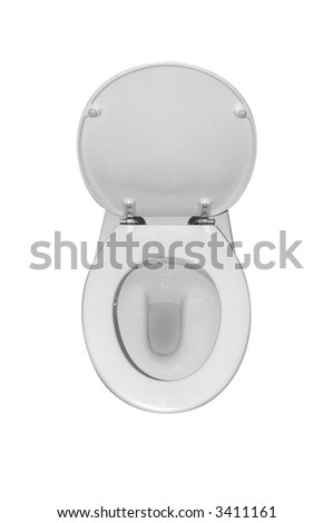 Just a Loo - stock photo
