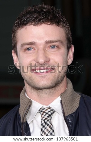 """Justin Timberlake  at the Los Angeles Premiere of """"The Love Guru"""". Grauman's Chinese Theatre, Hollywood, CA. 06-11-08 - stock photo"""