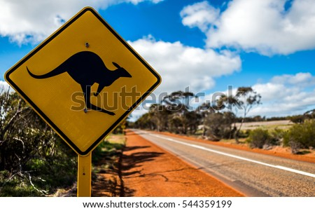 Kangaroo sign