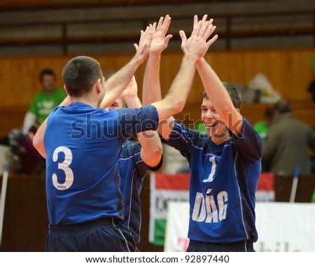 Volleyboll dag for 1