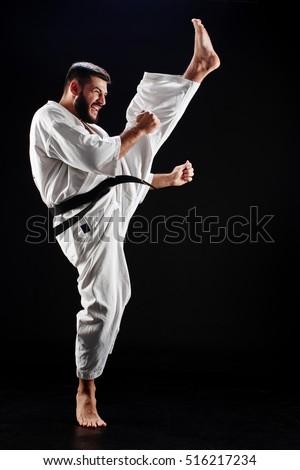 Победа негра в кимоно
