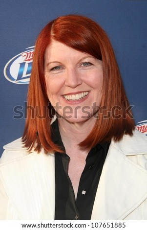Kate Flannery   At NBC's Fall Premiere Party. Boulevard 3, Hollywood, CA. 09-18-08