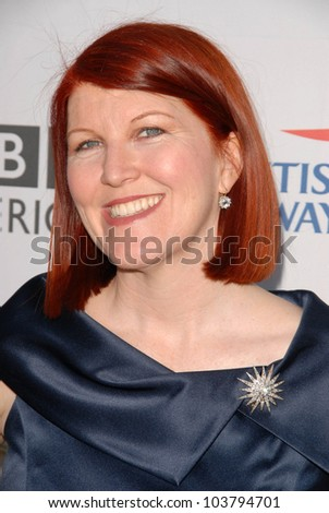 Kate Flannery  at the 7th Annual BAFTA-LA TV Tea Party. Intercontinental Hotel, Century City, CA. 09-19-09
