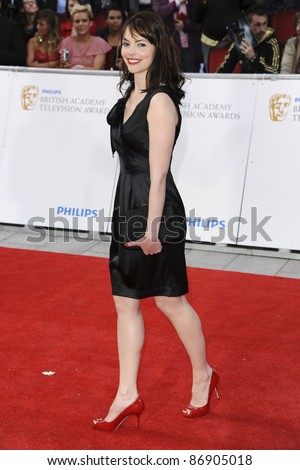 Kate Ford arrives for the BAFTA TV Awards at the Grosvenor House Hotel, London. 22/05/2011  Picture by: Steve Vas / Featureflash - stock photo