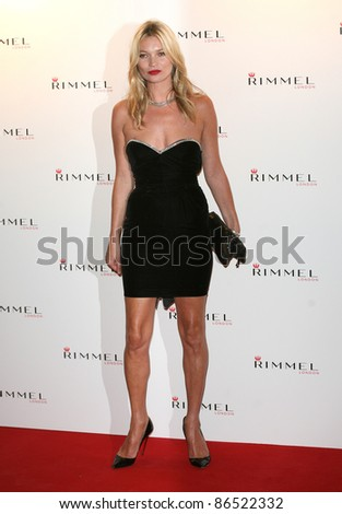 Kate Moss arriving for the Rimmel Party, at Battersea Power Station, London. 16/09/2011 Picture by: Alexandra Glen / Featureflash