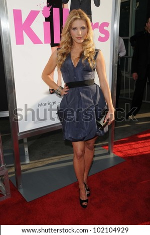 "Katheryn Winnick at the ""Killers"" Los Angeles Screening, Cinerama Dome, Hollywood, CA. 06-01-10"