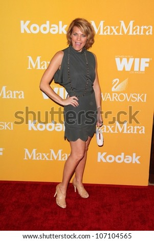 Kathleen Rose Perkins at the Women In Film Crystal + Lucy Awards 2012, Beverly Hilton Hotel, Beverly Hills, CA 06-12-12