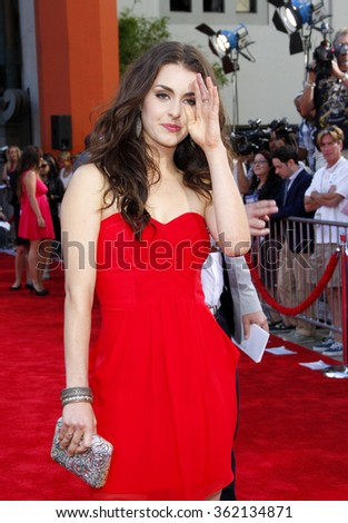 """Kathryn McCormick at the Los Angeles premiere of """"Step Up Revolution"""" held at the Grauman's Chinese Theatre in Los Angeles, California, United States on July 17, 2012.   - stock photo"""