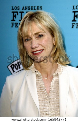 Kathy Baker at Nine Lives Los Angeles Film Festival Centerpiece Premiere, Academy Theater, Los Angeles, CA, June 21, 2005