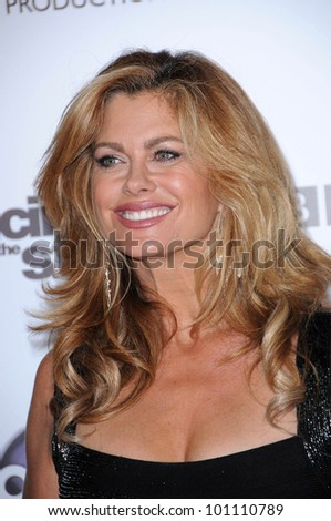 "Kathy Ireland at the ""Dancing With The Stars"" 200th Episode, Boulevard 3, Hollywood, CA. 11-01-10"