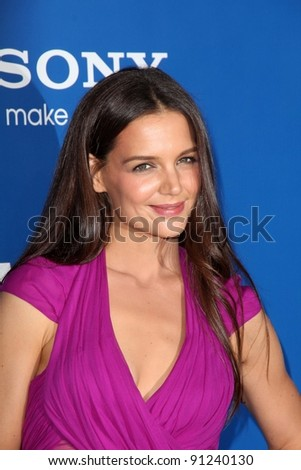 "Katie Holmes at the ""Jack and Jill"" World Premiere, Village Theater, Westwood, CA 11-06-11"