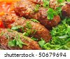 Kebab - stock photo