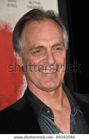 "Keith Carradine at the Los Angeles premiere of ""Waiting for Forever"" at the Pacific Theatres at The Grove. February 1, 2011  Los Angeles, CA Picture: Paul Smith / Featureflash"