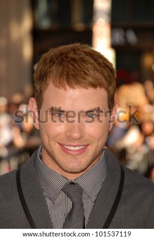 "Kellan Lutz at the ""Inception"" Los Angeles Premiere, Chinee Theater, Hollywood, CA. 07-13-10"