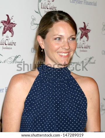 Kelli Williams Lili Claire Gala Beverly Hilton Hotel Beverly Hills, CA October 14, 2006 - stock photo