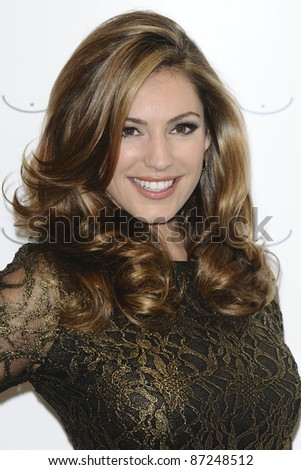 Kelly Brook at the Grand Opening of the New Look store in Westfield Stratford shopping centre, London. 9/13/2011  Picture by: Steve Vas / Featureflash