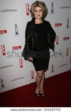 Kelly Osbourne at the  'Keeping Up with the Kardashians/The Spin Crowd' Series Party, Trousdale, West Hollywood, CA. 08-19-10