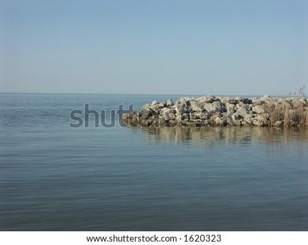 Kelly's Island   Lake Erie, OH - stock photo